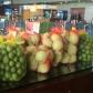 Rà soát nguồn gốc hoa quả bán ở sân bay Nội Bài