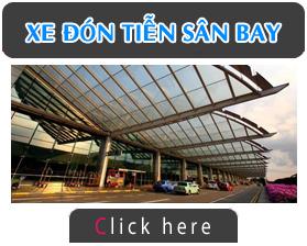 Xe đón tiễn sân bay Nội Bài