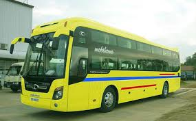 Xe bus Nội Bài Sapa
